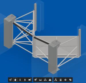 Navlock Gate Model 2